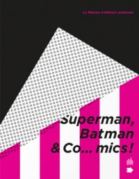 SupermanBatmanComics_poster